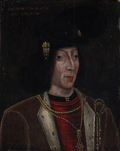 James III, King of Scotland, great-grandfather of Mary, Queen of Scots    James III (10 July 1451 – 11 June 1488) was King of Scots from 1460 to 1488. James was an unpopular and ineffective monarch owing to an unwillingness to administer justice fairly, a policy of pursuing alliance with the Kingdom of England, and a disastrous relationship with nearly all his extended family.