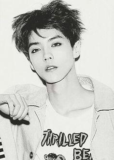 Image about kpop in k-pop by Enara on We Heart It Luhan, Find Image, We Heart It, Kpop