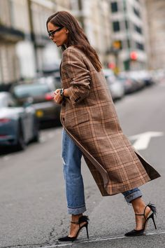 The 15 street-style looks you'll want to copy from London Fashion Week - HarpersBAZAARUK