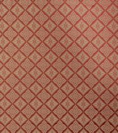 Home Decor Print Fabric-Eaton Square Rascal-Brick Geometric at Joann.com