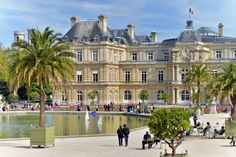 Jardin de Luxembourg by Angelo Ferraris on 500px