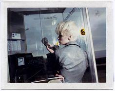 Madé gallery in Paris currently presents a range of Polaroids shot by fashion photographer Steve Hiett. Steve Hiett is an internationally recognized Contemporary Photography, Art Photography, English Fashion, Expo, Magazine, Paris, Gallery, Polaroids, Philosophy