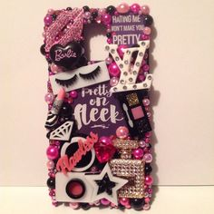 A personal favorite from my Etsy shop https://www.etsy.com/listing/254495592/bling-samsung-galaxy-note-4-phone-case