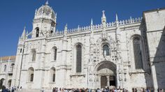 Lisbon's vibrant neighbourhoods by Lonely Planet | Belém - A short tram ride west of the centre takes you to Belém, an Age of Discovery time capsule where Manueline treasures like Mosteiro dos Jerónimos, pictured here, demand exploration. (Holger Leue/LPI) #Portugal