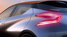 Nissan Sway Concept – Le futur des citadines Nissan présenté au Salon de Genève- via Nissan Aix-en-Provence www.nissan-couriant.fr