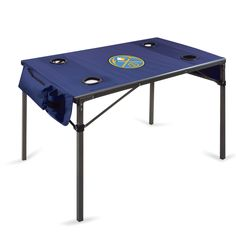 The Denver Nuggets Portable Travel Table