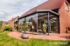 Glazen aanbouw plaatsen   UitbouwKosten.nl