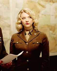 Natalie Dormer in Captain America: The First Avenger (2011)