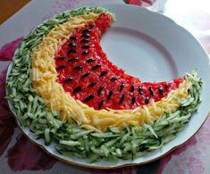 NapadyNavody.sk   Naservírujte zeleninový šalát originálnym spôsobom