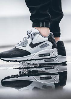 Air Max 90 Premium SE 'Waterproof' (via… Sneaker Outfits, Nike Outfits, Air Max 90 Premium, Fashion Addict, Men's Fashion, Fashion Outfits, High Fashion, Sneakers Mode, Sneakers Fashion