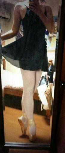 #leotard #ballet #tights (M_DearGirl)