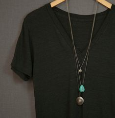 Hey, I found this really awesome Etsy listing at http://www.etsy.com/listing/154510396/long-turquoise-necklace-turquoise-heaven