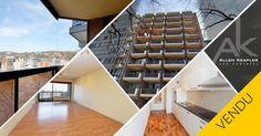 VENDU - Allen Keapler vous annonce que l'appartement avec terrasse en bordure du centre ville à Liège est vendu. D'autres de nos clients cherchent ce type de bien. Vous souhaitez vendre votre maison, contactez-nous au 04 277 17 07.