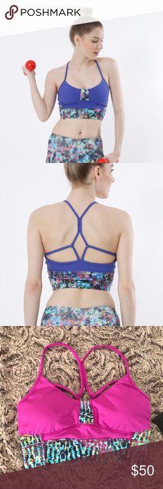68bcd1c719155 NWT Brazil Wear Sofia Bralette Longline Sports Bra New with Tags Brazil  Wear Sofia Bralette Long