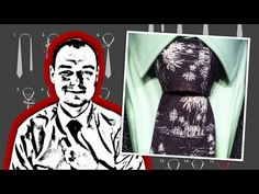 How to Tie a Necktie Full Windsor Knot - YouTube