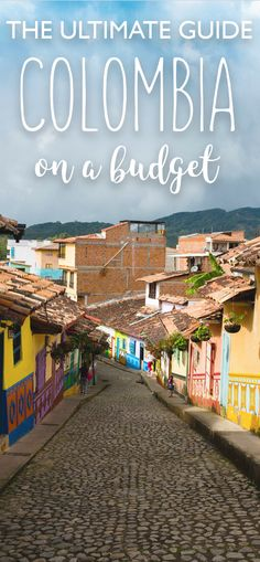 Learn how to save money in Colombia with tips on where to stay, eat, drink, and more!