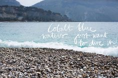 Cobalt blues #Cassis! #inspiration #tresorparisien #photography