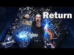Roman Reigns started off the October edition of WWE RAW with one of the saddest announcements we've heard in a very long time. He gave up the WWE Univ. First Spear, Wrestlemania 31, Roman Regins, Canadian Football, Wwe Roman Reigns, Wwe World, Royal Rumble, Wwe News, Professional Wrestling