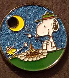 Geocaching Pathtag Snoopy #19884