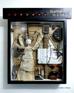 Assemblage: Queen Trypophobia by bugatha1