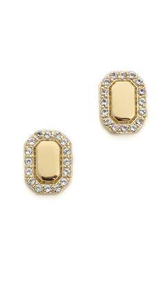 torrens earrings / elizabeth and james