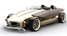 """Mercedes' """"Recy"""".concept car"""
