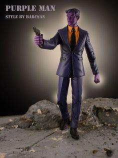 Purple Man (Marvel Legends) Custom Action Figure