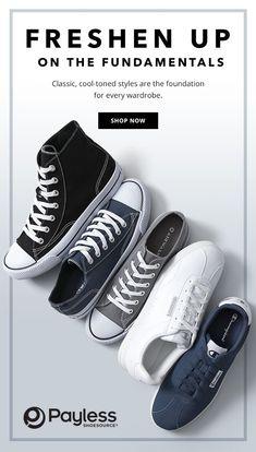 f874985111c0 Classic kicks for fresh style. Jada