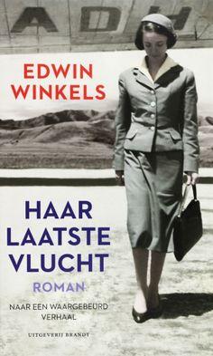 Haar laatste vlucht - Edwin Winkels