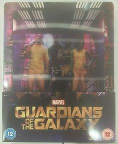 Guardians of the #galaxy 3d zavvi lenticular blu-ray #steelbook, reg #free, new !,  View more on the LINK: http://www.zeppy.io/product/gb/2/201564804246/