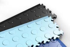 Podlahové nájezdy a rohy Electric Blue, Ice Tray, Silicone Molds