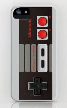 iPhone case : Nintendo controller