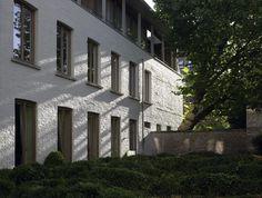Lindelei & Katoenspinnerij - Ghent Belgium - Coussée & Goris architecten 2006
