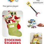 Gift Guide 2013: Stocking Stuffers for Every Kind of Kid