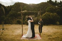 Wedding arche inspiration Boho chic vs gypset