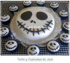 Napell Pasteleria: El extraño mundo de Jack