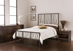 Samson Bed : Thingz Furniture - Contemporary Furniture and Lighting