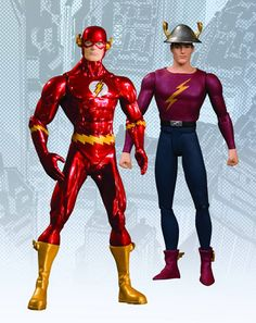 Image result for flash action figures