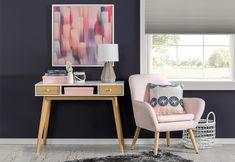 AUD 250 -- Guyer Fabric Accent Chair | Super A-Mart