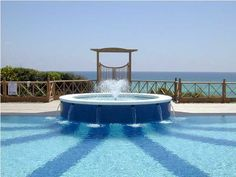 Another fabulous pool at The Retreat in SoWal on Blue Mountain Beach