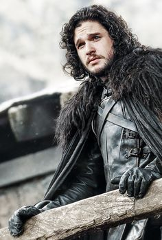 Game of Thrones - Jon Snow. What an end to the season.