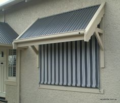 The 24 Best Super Cool Awnings Images On Pinterest Cafe Blinds