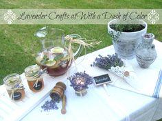 Lavender Crafts