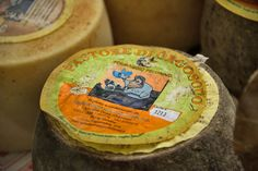 Things to Eat in #Sardinia   http://www.weather2travel.com/blog/top-10-things-to-east-in-sardinia.php   #top10 #food #Italy #travel #foodie Pecorino Sardo, Sardinia © Matt Cottam - Flickr Creative Commons