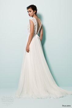 Daalarna Couture 2015 Wedding Dresses — Pearl Bridal Collection   Wedding Inspirasi