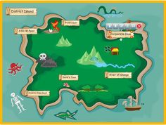 Story Jumper: Create your own books, treasure maps and more! This is a great site for students to practice writing and publish their work.