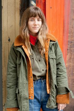 """If I was """"dressing for myself,"""" I didn't understand why I needed to validate my self-expression by looking in the mirror. 90s Fashion, Fashion Outfits, Urban Farmer, Minimal Look, Comfort Zone, Personal Stylist, Playing Dress Up, Slacks, Autumn Winter Fashion"""