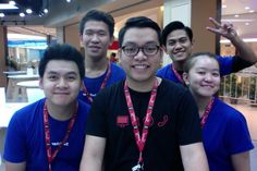 Switchers at Imago KK, Sabah