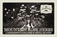 Mountain Rose Herbs 2013 Fall Retail Catalog