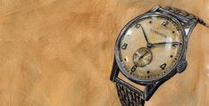 In an exciting development, American artist Sunflowerman will join Team Time+Tide at Baselworld 2015. Working exclusively on 'The Longines Watercolour Watch Project – proudly brought to you by Time+Tide', Sunflowerman,…